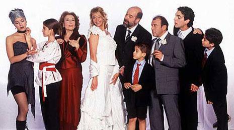Serija Porodica Serano (Los Serrano)