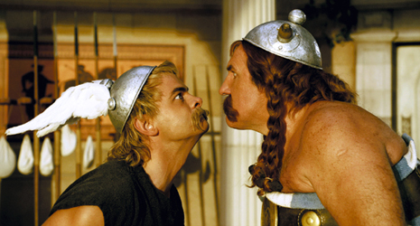 Film Asteriks na Olimpijadi