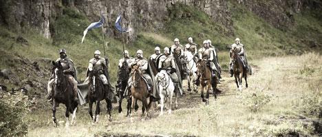 Serija Igra prestola (A Game of Thrones)