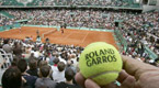 Tenis: French Open in Paris (live)