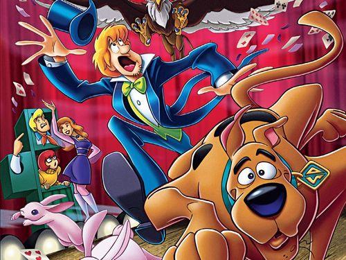Scooby-Doo Skubi-du-abrakadabra-du