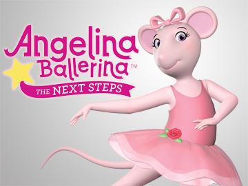 Crtani film Anđelina Balerina (Angellina Ballerina)