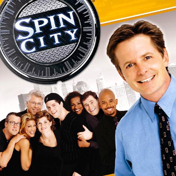 Serija Svi gradonačelnikovi ljudi (Spin City)