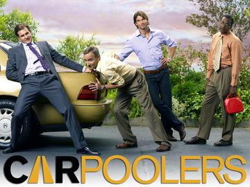 Serija Do posla i nazad (Carpoolers)