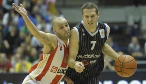 Sport Arena 1 SRPSKA LIGA: Crvena Zvezda - Partizan