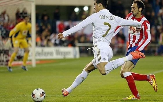 Fudbal Real Madrid - Atletiko Madrid