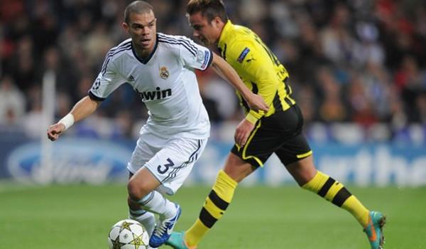 Fudbal Liga šampiona: Borusija Dortmund - Real Madrid