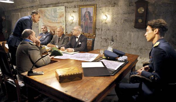 Serija Ravna gora: Slom