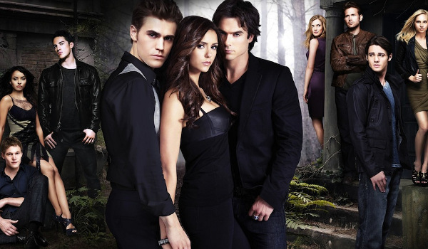 Serija Vampirski dnevnici (Vampire Diraies)