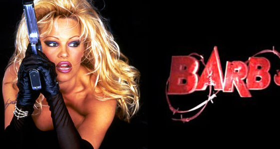 Barb Vajer (Barb Wire)