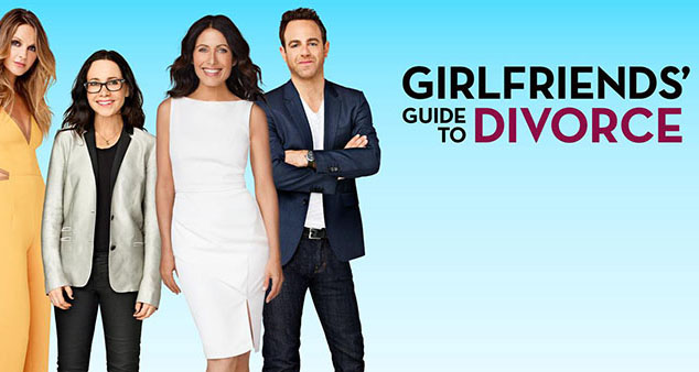 Ženski vodič kroz razvod (Girlfriend's Guide to Divorce)