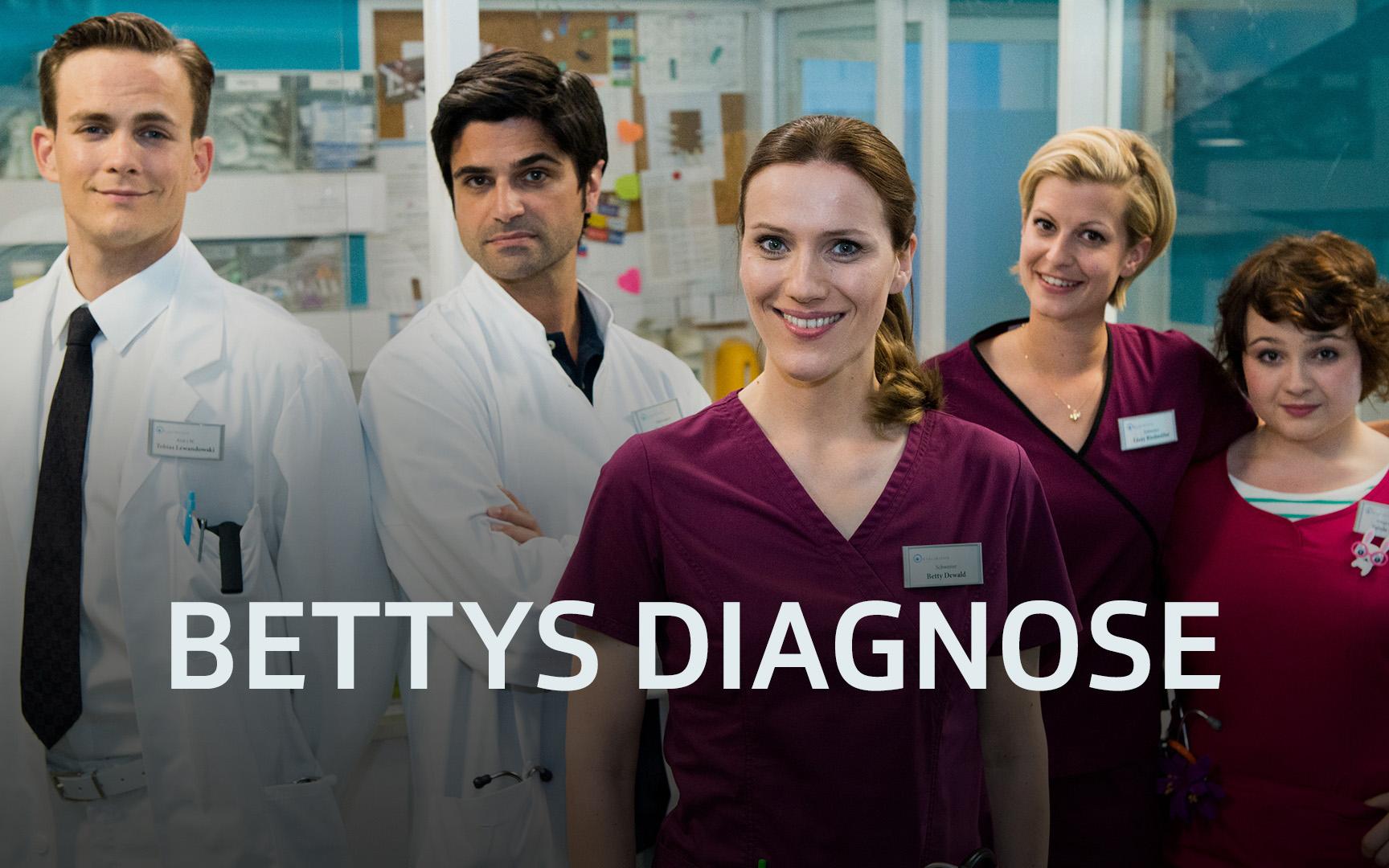 Beti i njene dijagnoze bettys diagnose for Bettys diagnose