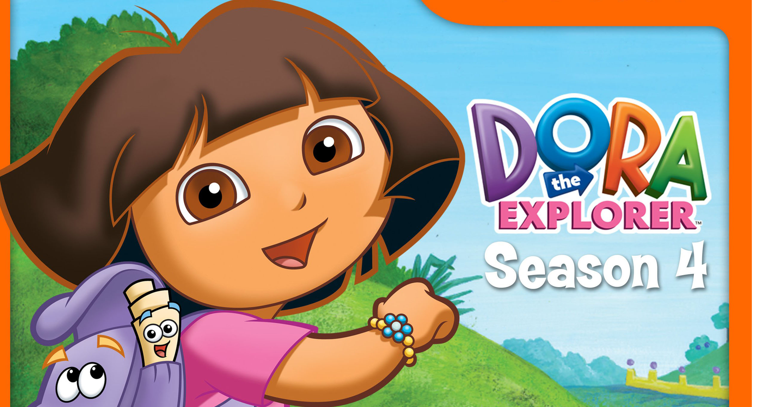 Dora istraĹžuje