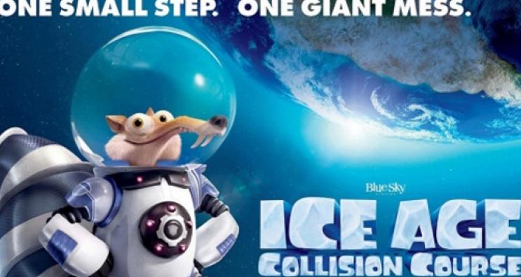 Ledeno doba: Veliki udar (Ice Age: Collision Course)