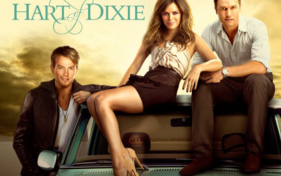 Serija Južnjačo srce (Hart of Dixie)