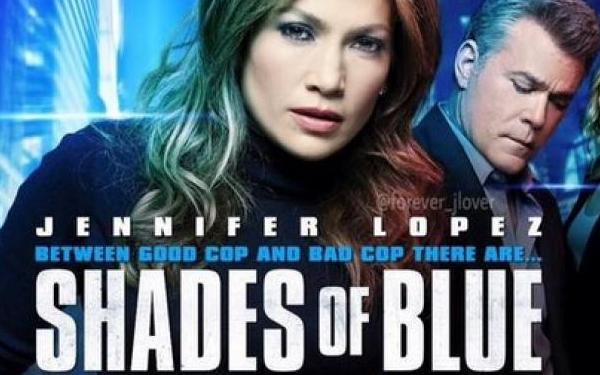 Serija Nijanse plave (Shades of Blue)