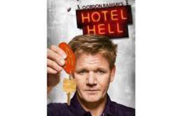 Serija Pakleni hotel (Hotel Hell)