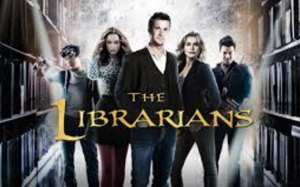 Serija Bibliotekari (The Librarians)