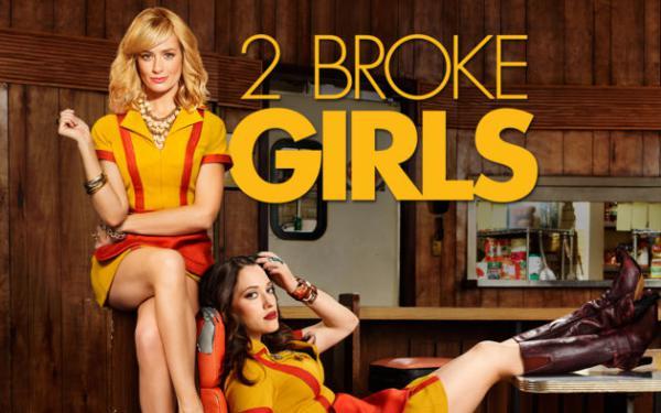 Serija Dve devojke bez love (2 Broke Girls)