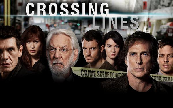 Serija Bez granica (Crossing Lines)