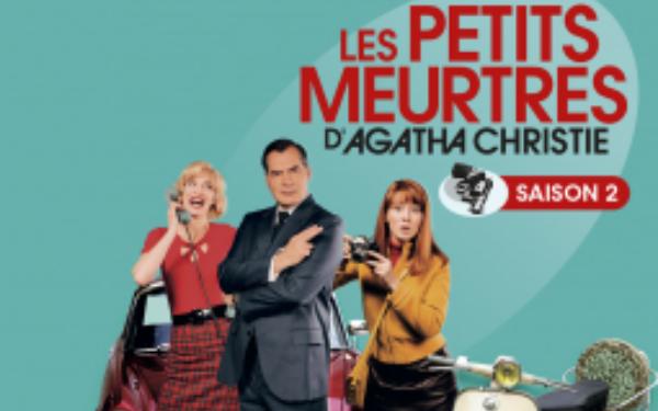 Serija Agata Kristi: Kriminalne igre (Les petits meurtres d\'Agatha Christie)