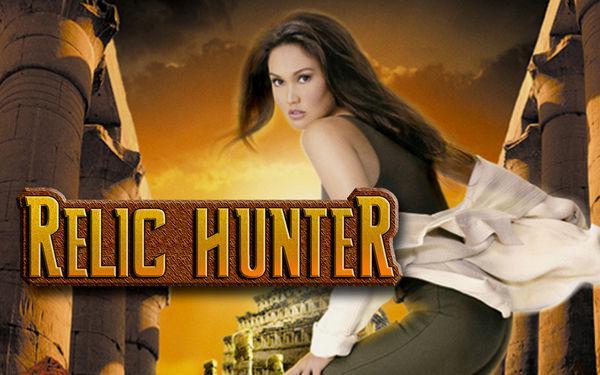 Serija Lovac na relikvije (Relic Hunter)