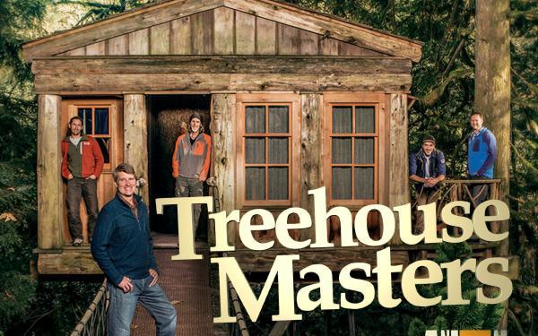 Serija Majstori za kuće na drvetu (Treehouse Masters)