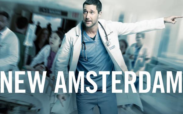 Serija Novi Amsterdam (New Amsterdam)