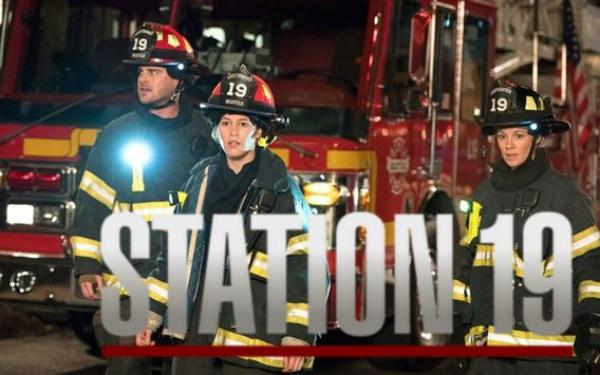 Serija Vatrogasna stanica 19 (Station 19)